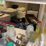 Flat Being Cleared Out